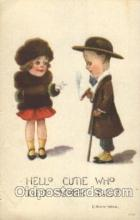 smo001197 - Smoking Postcard Postcards