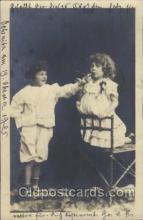 smo001223 - People / Children Smoking Postcard Postcards