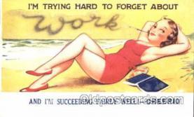 smo001251 - M.Stein People / Children Smoking Postcard Postcards