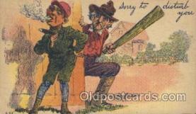smo001255 - People / Children Smoking Postcard Postcards