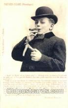 smo001284 - Premier Cigare Smoking Postcards Old Vintage Antique Post Cards