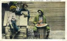 smo001301 - Smoking Postcards Old Vintage Antique Post Cards