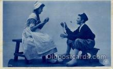 smo001310 - Smoking Postcards Old Vintage Antique Post Cards