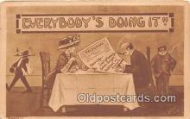 smo001349 - Smoking Postcard Postcards