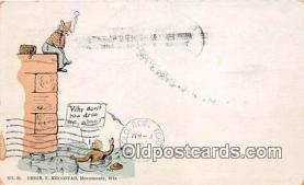 smo001354 - Smoking Postcard Postcards