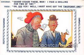 smo001366 - Smoking Postcard Postcards