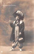 smo100029 - Smoking Old Vintage Antique Post Card