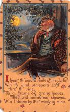 smo100069 - Smoking Old Vintage Antique Post Card