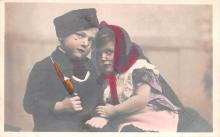 smo100077 - Smoking Old Vintage Antique Post Card