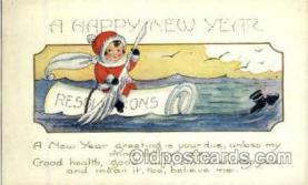 snb001004 - Snow Babies Postcard Postcards