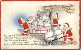 snb001008 - Snow Babies Postcard Postcards