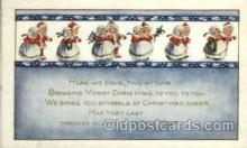 snb001010 - Snow Babies Postcard Postcards