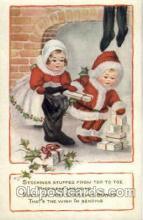 snb001013 - Snow Babies Postcard Postcards