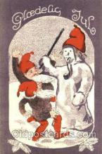 sno001045 - Snowman Postcard Postcards