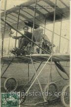 spa001008 - Appareil Henry Farman, Moteur Vivinus Early Air Postcard Post Card