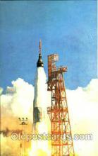 spa001012 - Mercury Spacecraft Friendship 7 Space Post Cards Postcards