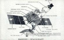 Mariner 1 Spacecraft