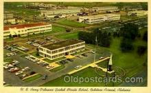 spa001066 - U.S. Army Ordannce Guided Missile School, Redstone Arsenal, Alabama, USA Space Post Cards Postcards