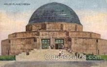 spa001072 - Adler Planetarium, Chicago,  1933 Expo, USA Space Post Cards Postcards