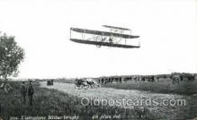 spa001076 - Wilbur Wright Early Air Postcard Post Card