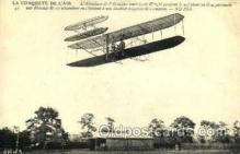 spa001078 - Wilbur Wright Early Air Postcard Post Card