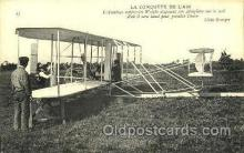 spa001085 - Wilbur Wright Early Air Postcard Post Card