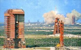 spa001123 - John F. Kennedy Space Center, NASA, USA Space Post Cards Postcards