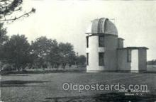 Smith Observatory, Geneva, NY USA