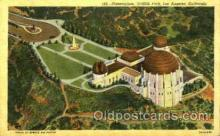 spa001130 - Planetarium, Griffith Park, Los Angeles, California, USA Space Post Cards Postcards