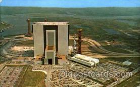 spa001154 - John F. Kennedy Space Center, NASA, USA Space Post Cards Postcards