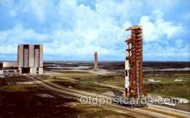 spa001159 - John F. Kennedy Space Center, NASA, USA Space Post Cards Postcards