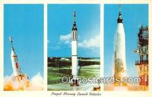 spa001245 - Space Postcard Post Card