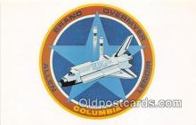 spa001470 - Space Postcard