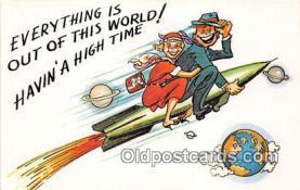 spa001487 - Space Postcard