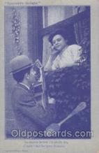 spn001007 - Spoon Postcard Postcards
