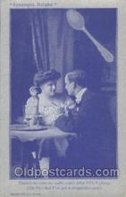 spn001008 - Spoon Postcard Postcards
