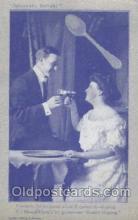 spn001009 - Spoon Postcard Postcards