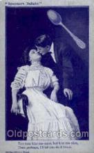 spn001016 - Spoon Postcard Postcards
