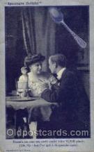 spn001017 - Spoon Postcard Postcards