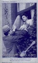 spn001023 - Spoon Postcard Postcards