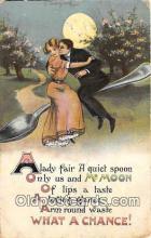 spn001044 - Spoon Postcard