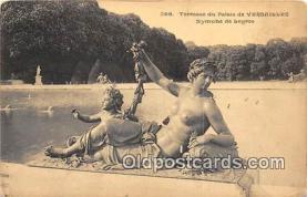 sta001023 - Statue Postcard