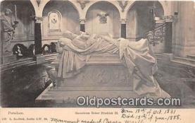 sta001033 - Statue Postcard