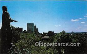 sta001041 - Statue Postcard