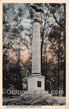sta001050 - Statue Postcard