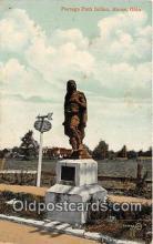 sta001052 - Statue Postcard
