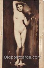 sta001056 - Statue Postcard