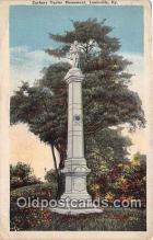 sta001063 - Statue Postcard