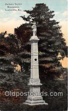 sta001065 - Statue Postcard