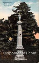sta001066 - Statue Postcard